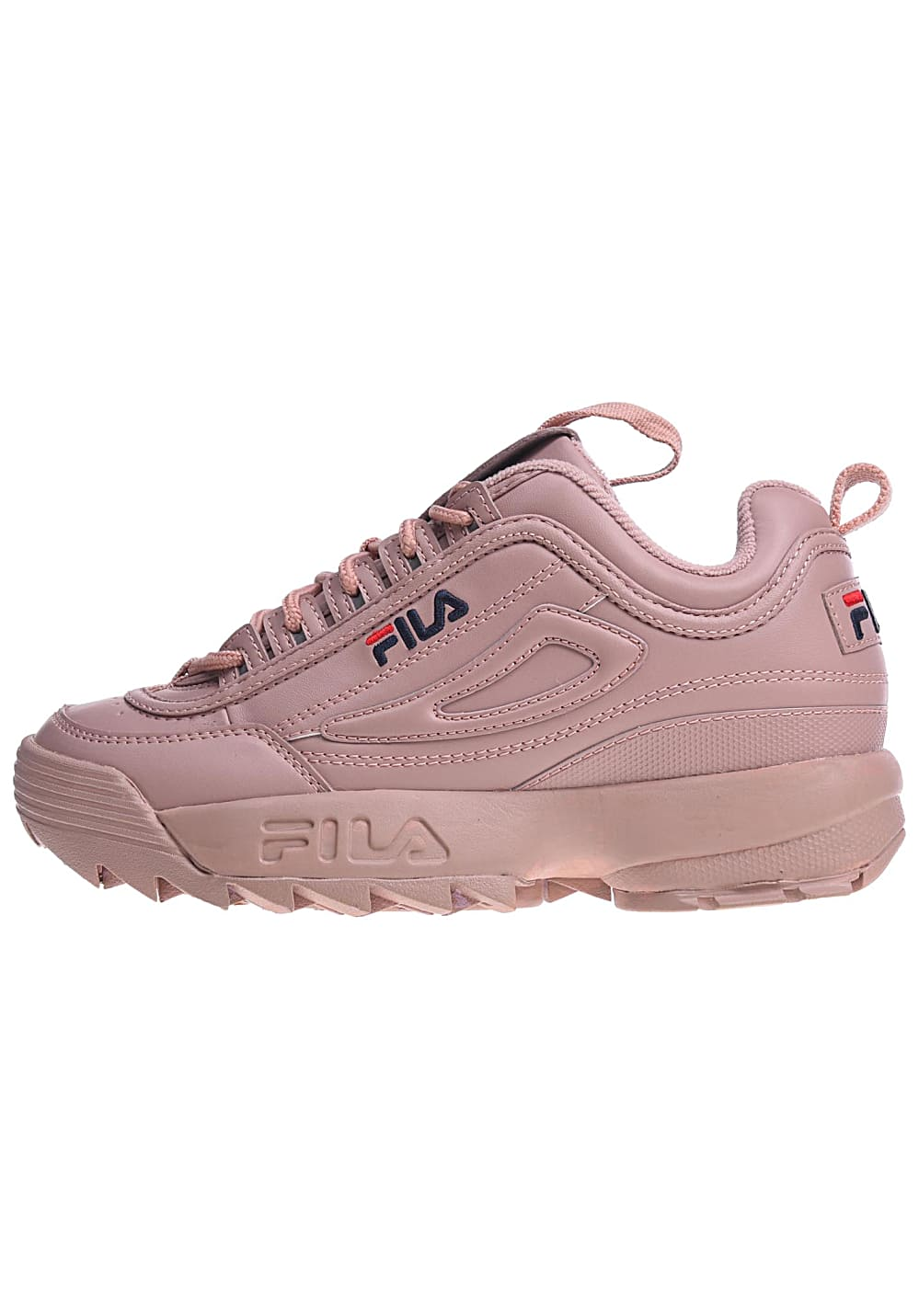 Shoes Women Heritage For Disruptor Fashion Low Fila Pink qxpFIw4wC