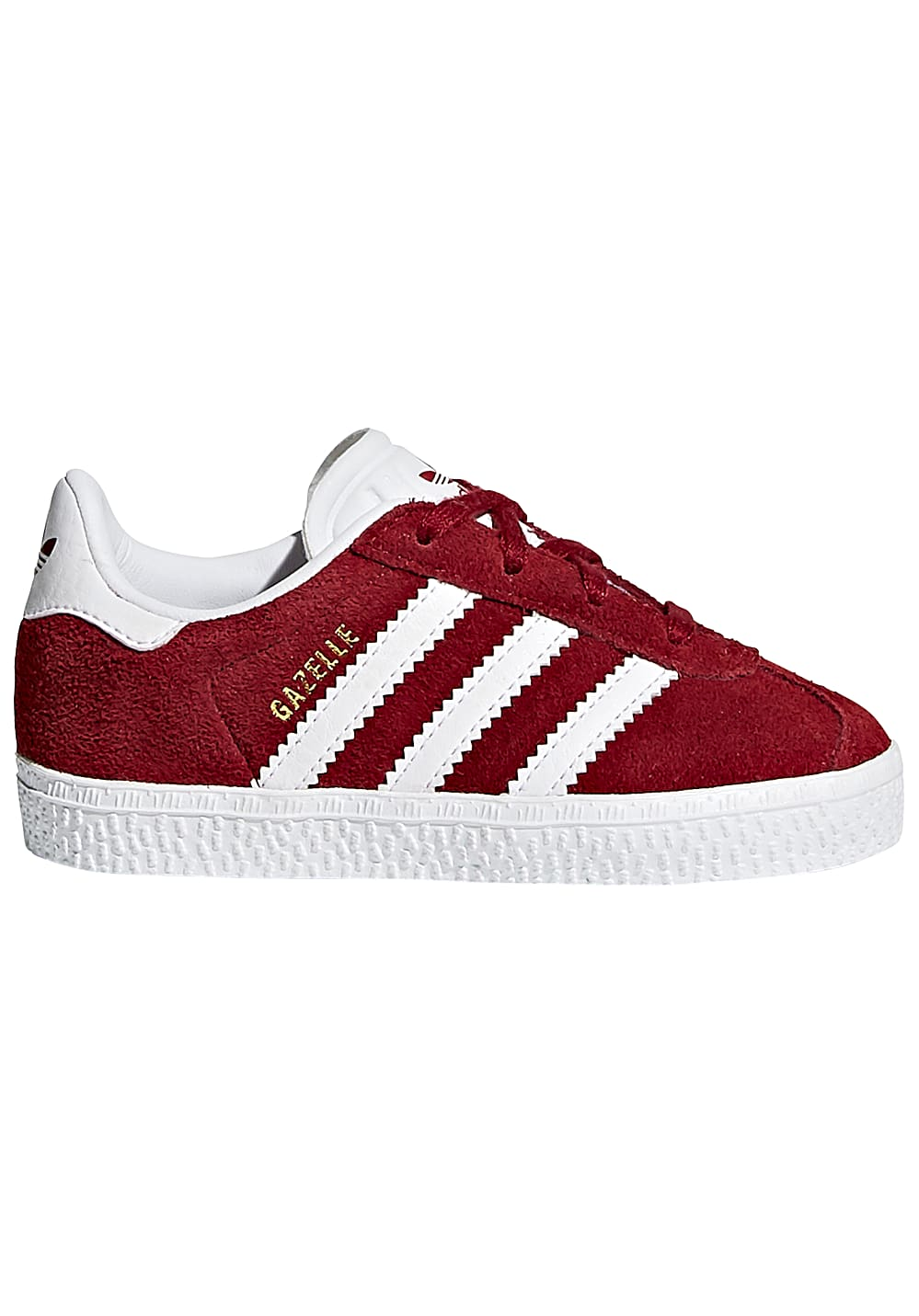 ADIDAS ORIGINALS Gazelle Sneakers Rood Planet Sports