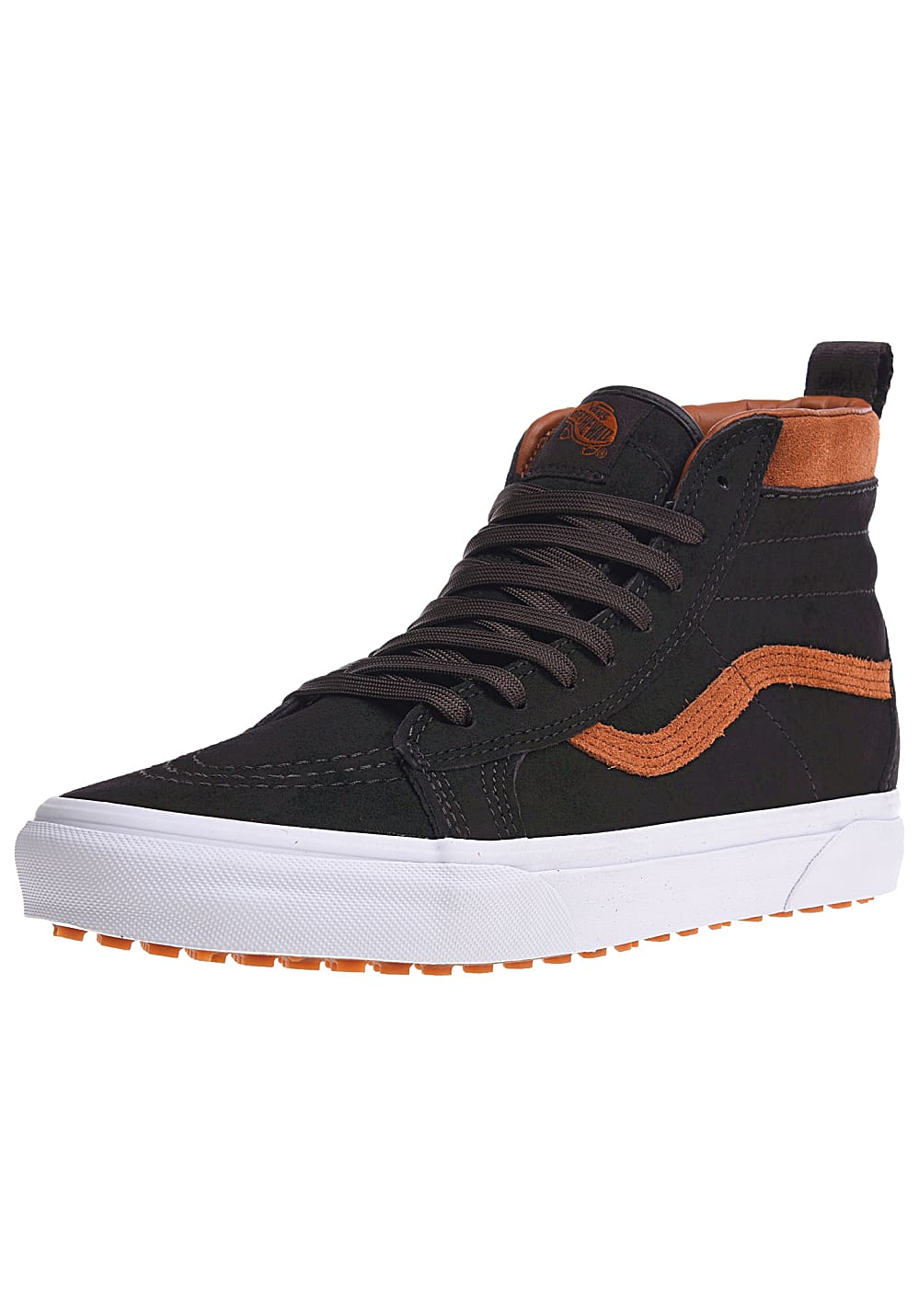 90655a9daf Vans Sk8-Hi Mte - Sneakers - Brown - Planet Sports