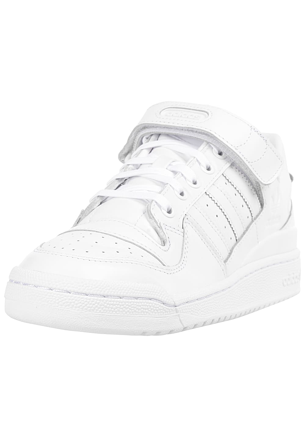acheter populaire 7c2fb b2d1c ADIDAS ORIGINALS Forum Lo Refined - Sneakers for Men - White