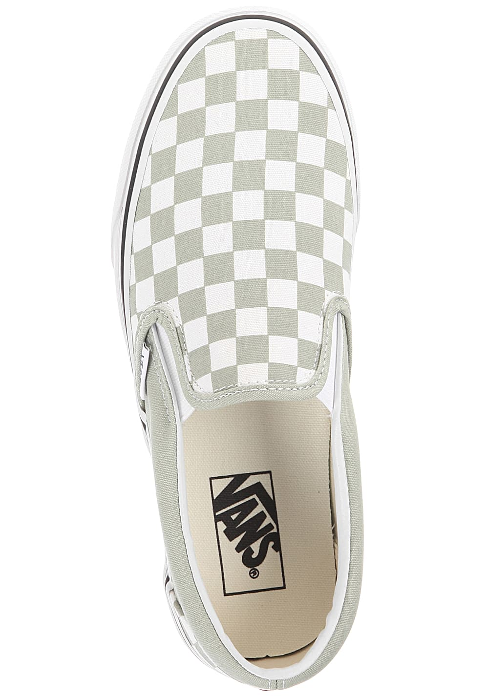 vans slip on kariert kinder