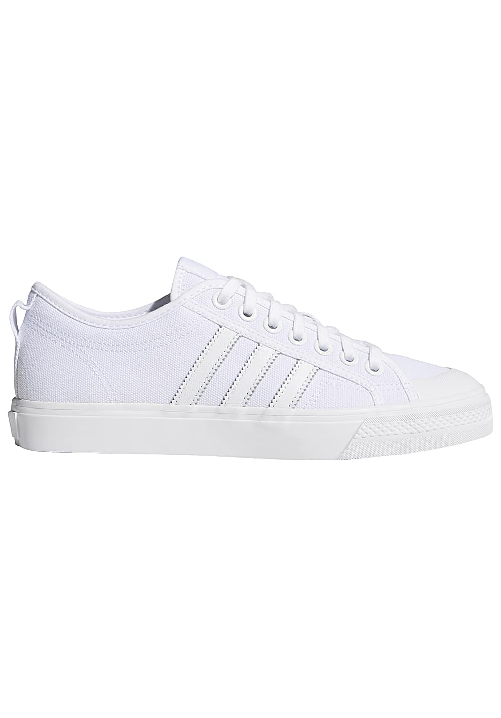 ADIDAS ORIGINALS Nizza - Sneakers voor Heren - Wit