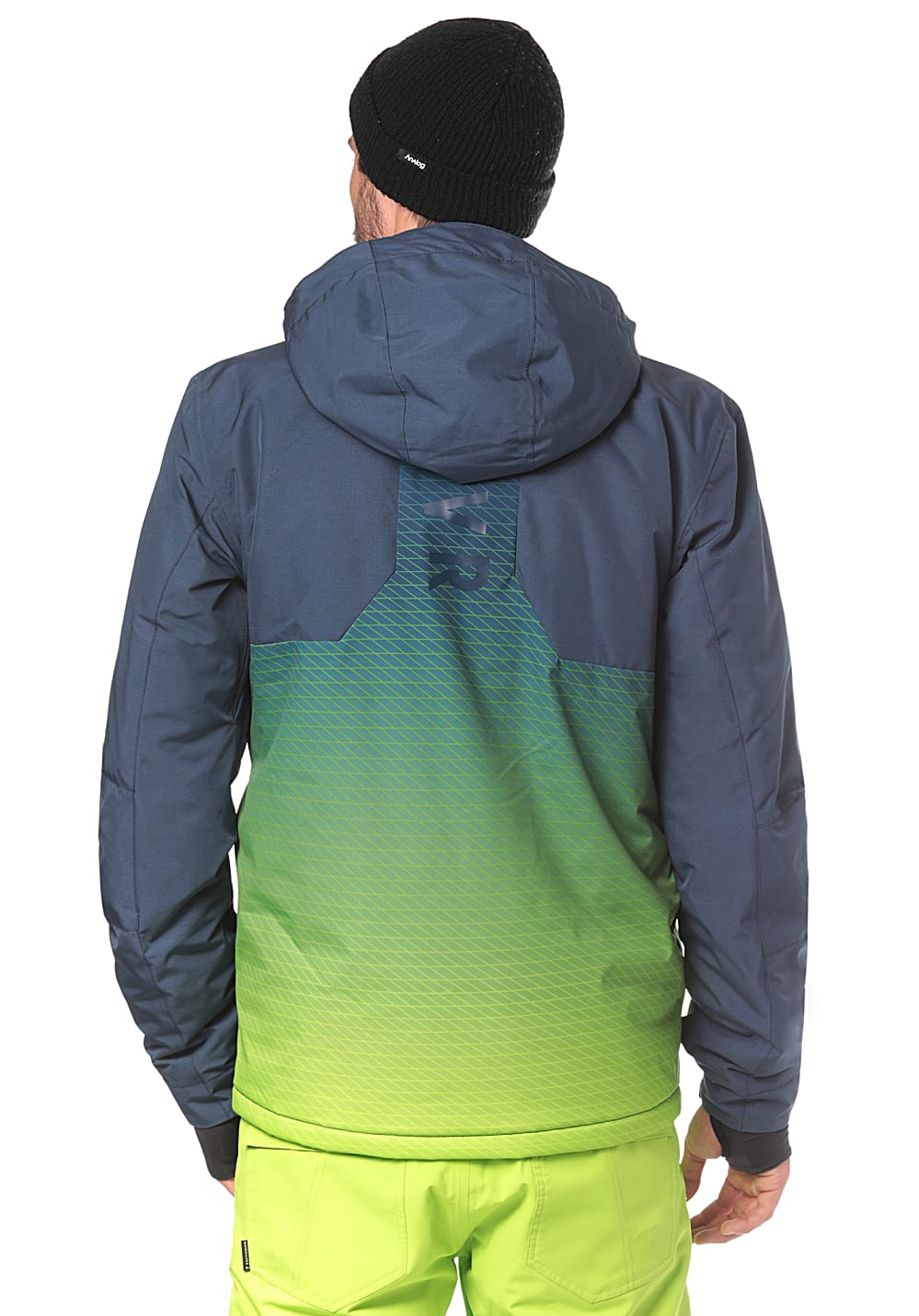 a6ae12d9309 Next. -20%. Quiksilver. Mission Plus Engineered - Snowboard Jacket for Men