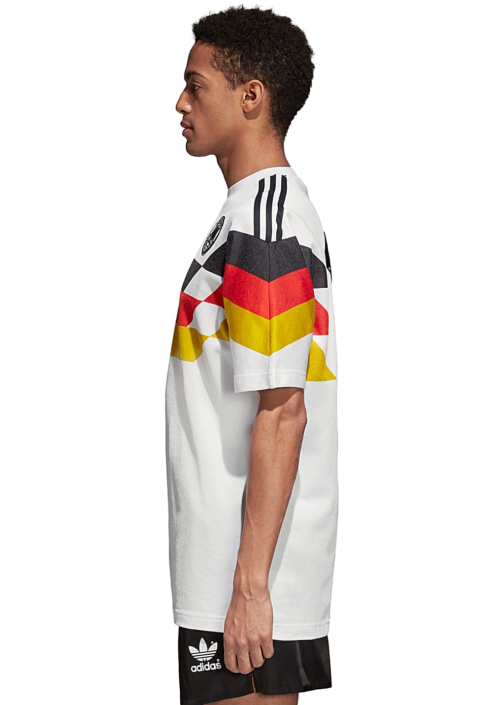 24df7f68754a ADIDAS ORIGINALS Germany Jersey - T-Shirt for Men - White - Planet ...