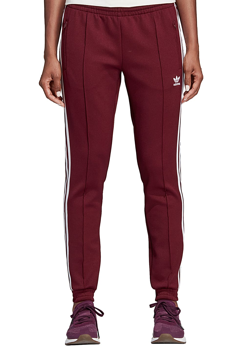 ADIDAS ORIGINALS Colorado SST - Trainingsbroek voor Dames - Rood
