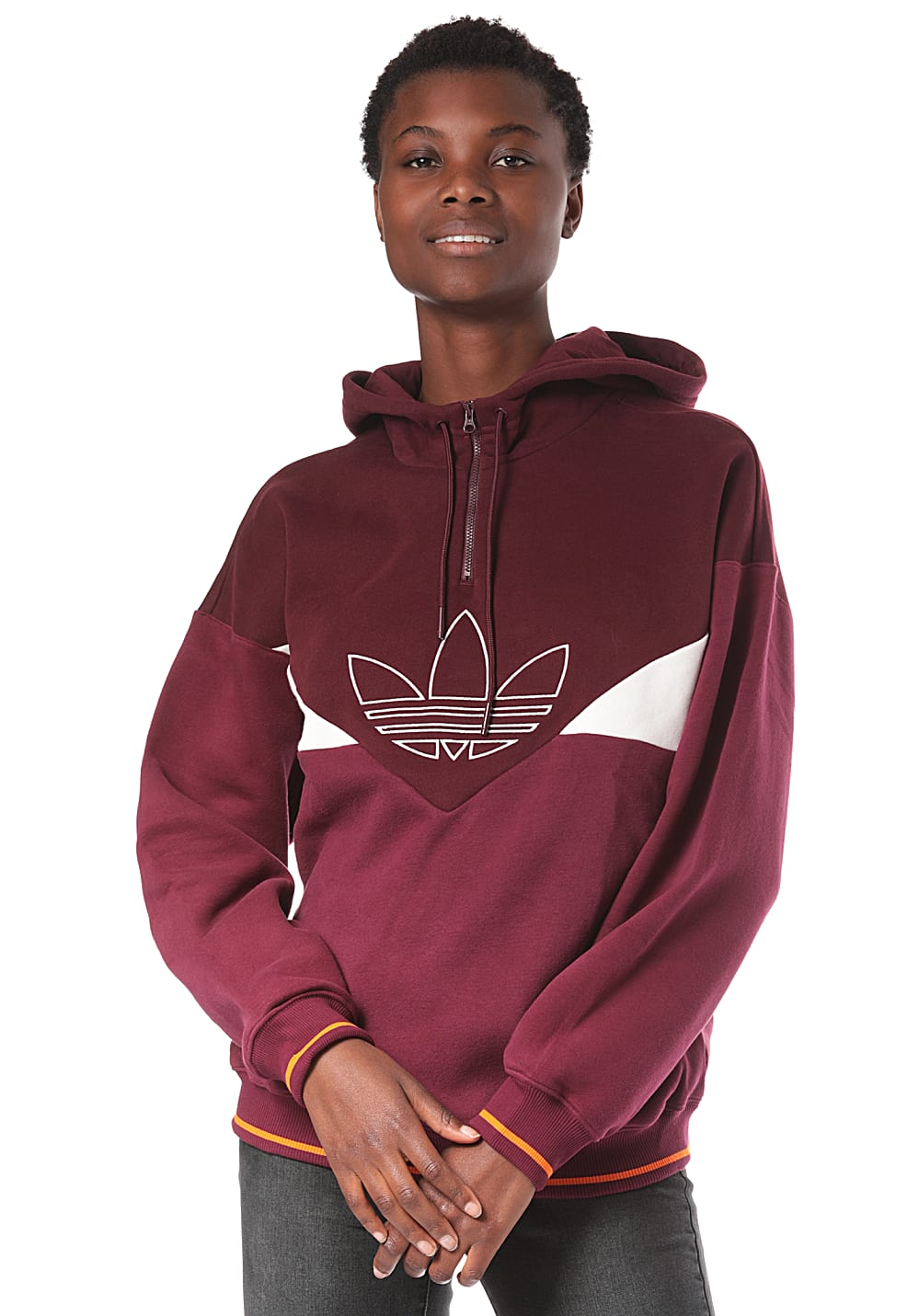 ADIDAS ORIGINALS Colorado OG - Sweat à capuche pour Femme - Rouge