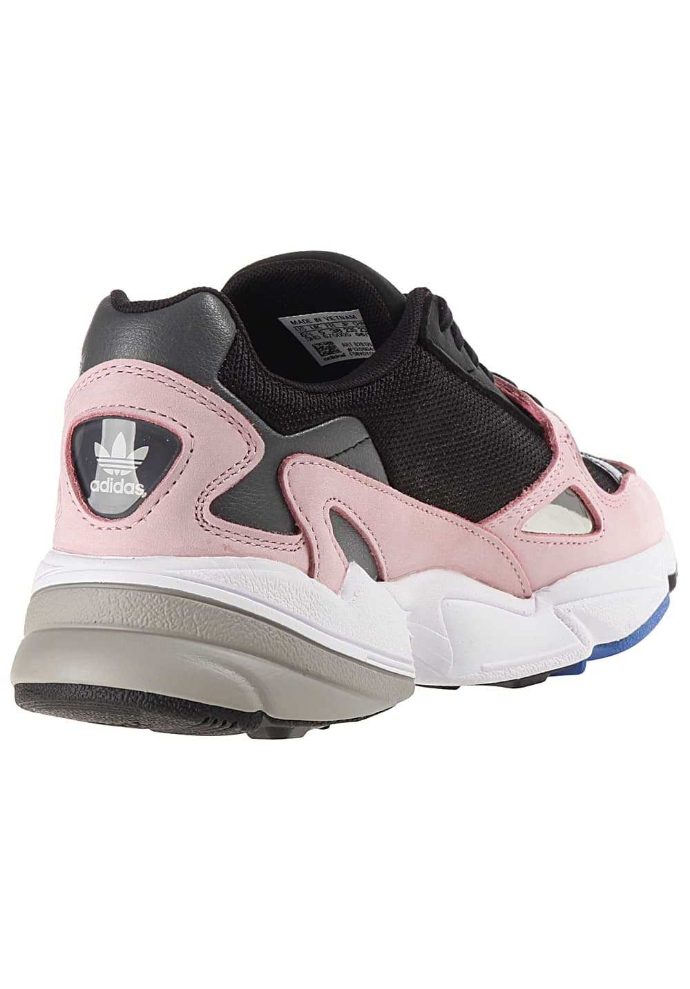 low priced 2e9ff 4a185 ADIDAS ORIGINALS Falcon - Sneakers voor Dames - Zwart - Plan