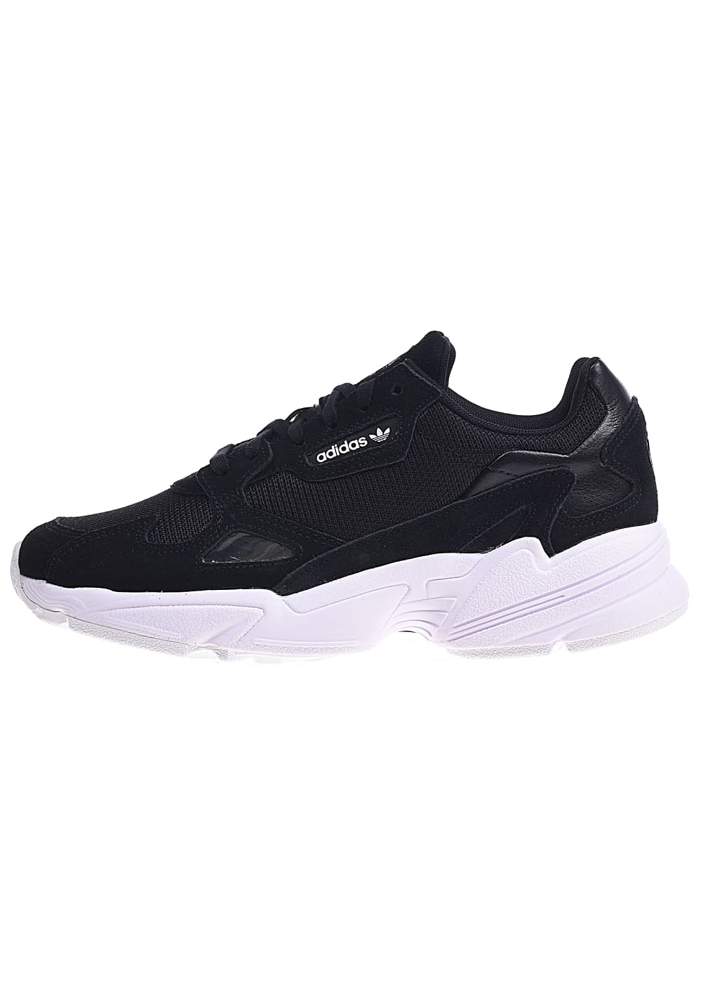 ADIDAS ORIGINALS Falcon Baskets pour Femme Noir Planet