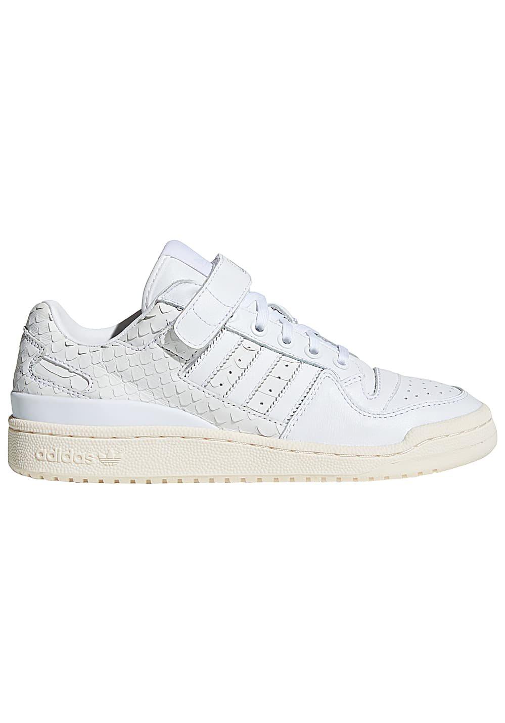 ADIDAS ORIGINALS Forum Lo Baskets pour Femme Blanc
