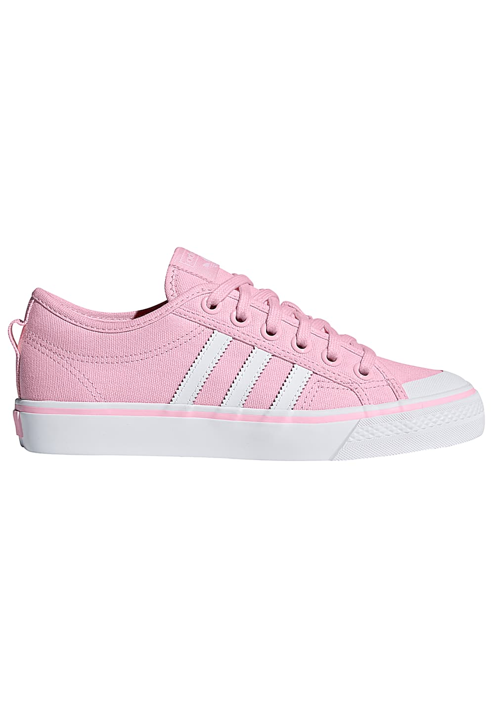 ADIDAS ORIGINALS Nizza - Baskets pour Femme - Rose