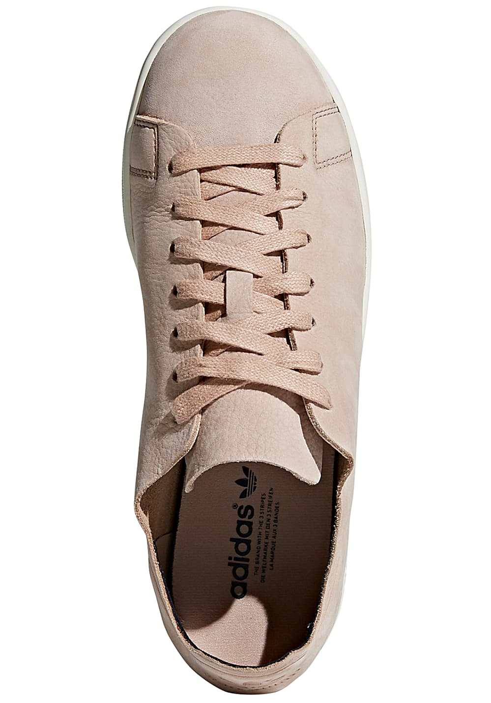 on sale d33ea 4362e ADIDAS ORIGINALS Stan Smith Nuud - Sneakers for Women - Pink
