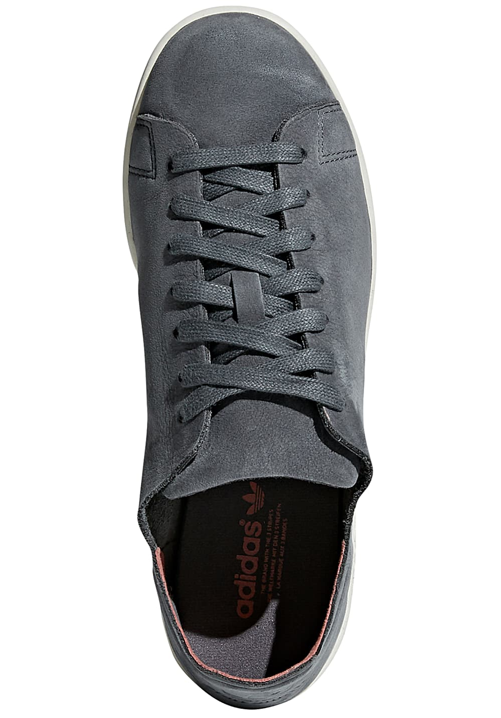the best attitude 41d03 0dd47 ADIDAS ORIGINALS Stan Smith Nuud - Sneakers for Women - Grey