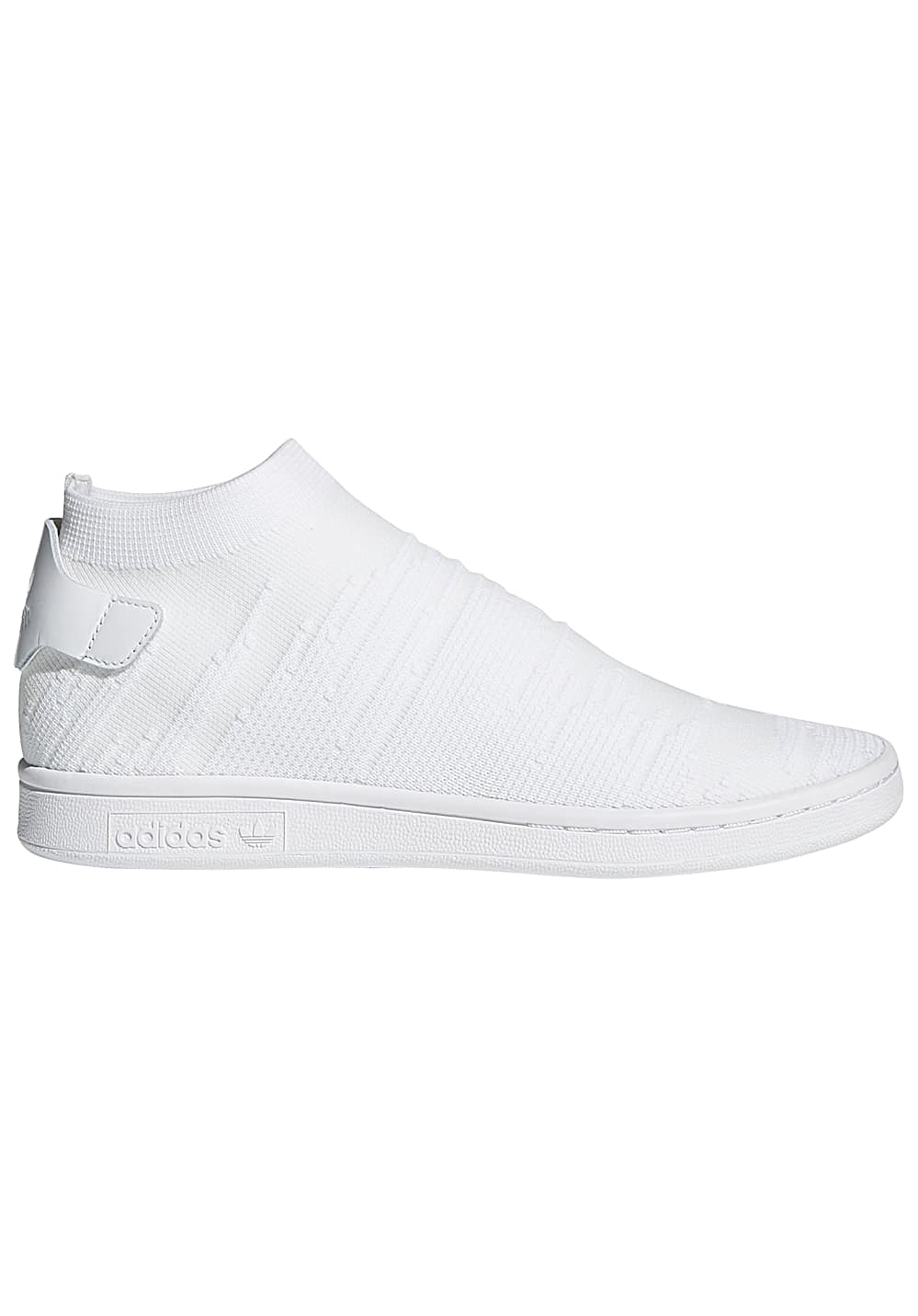 ADIDAS ORIGINALS Stan Smith Sock Primeknit Sneakers for Women White