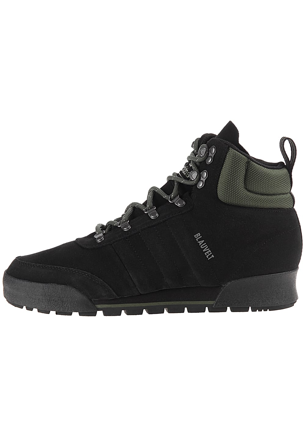 47ee896e6f0 Adidas Skateboarding Jake Boot 2.0 - Boots for Men - Black - Planet ...