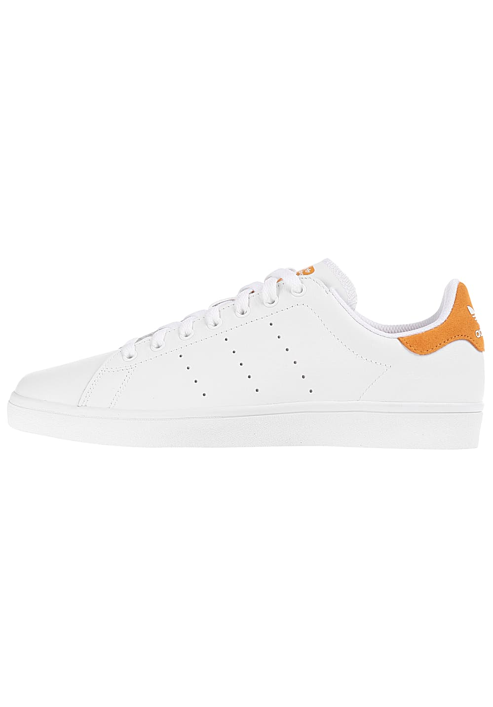 website for discount meet san francisco Adidas Skateboarding Stan Smith Vulc - Sneakers for Men - White
