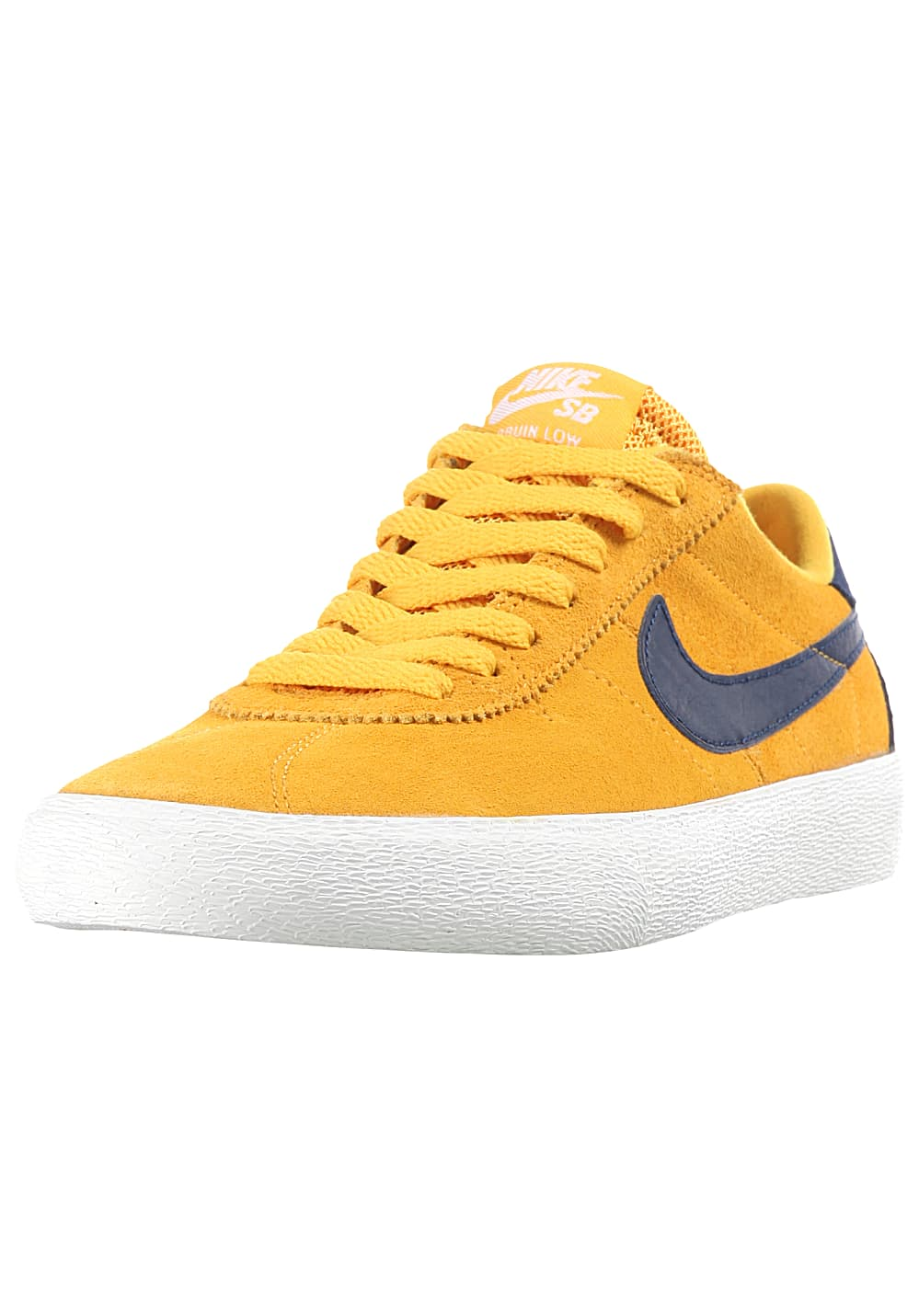 1304daa11245 NIKE SB Bruin Low - Sneakers for Women - Yellow - Planet Sports