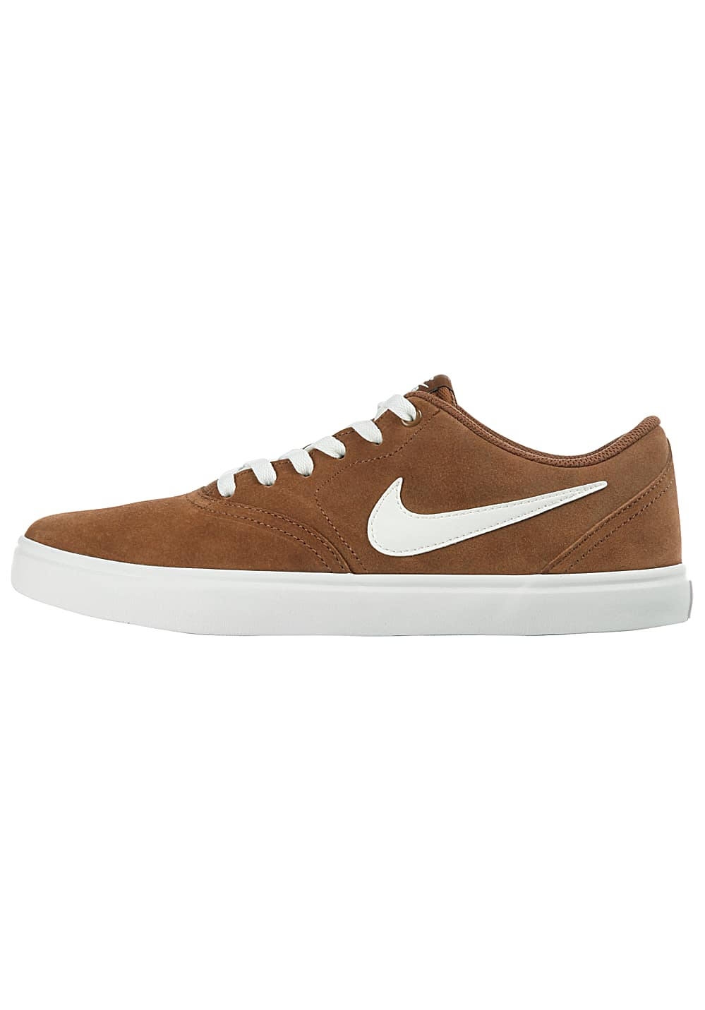 detailing aliexpress best sell NIKE SB Check Solar - Sneakers for Men - Brown