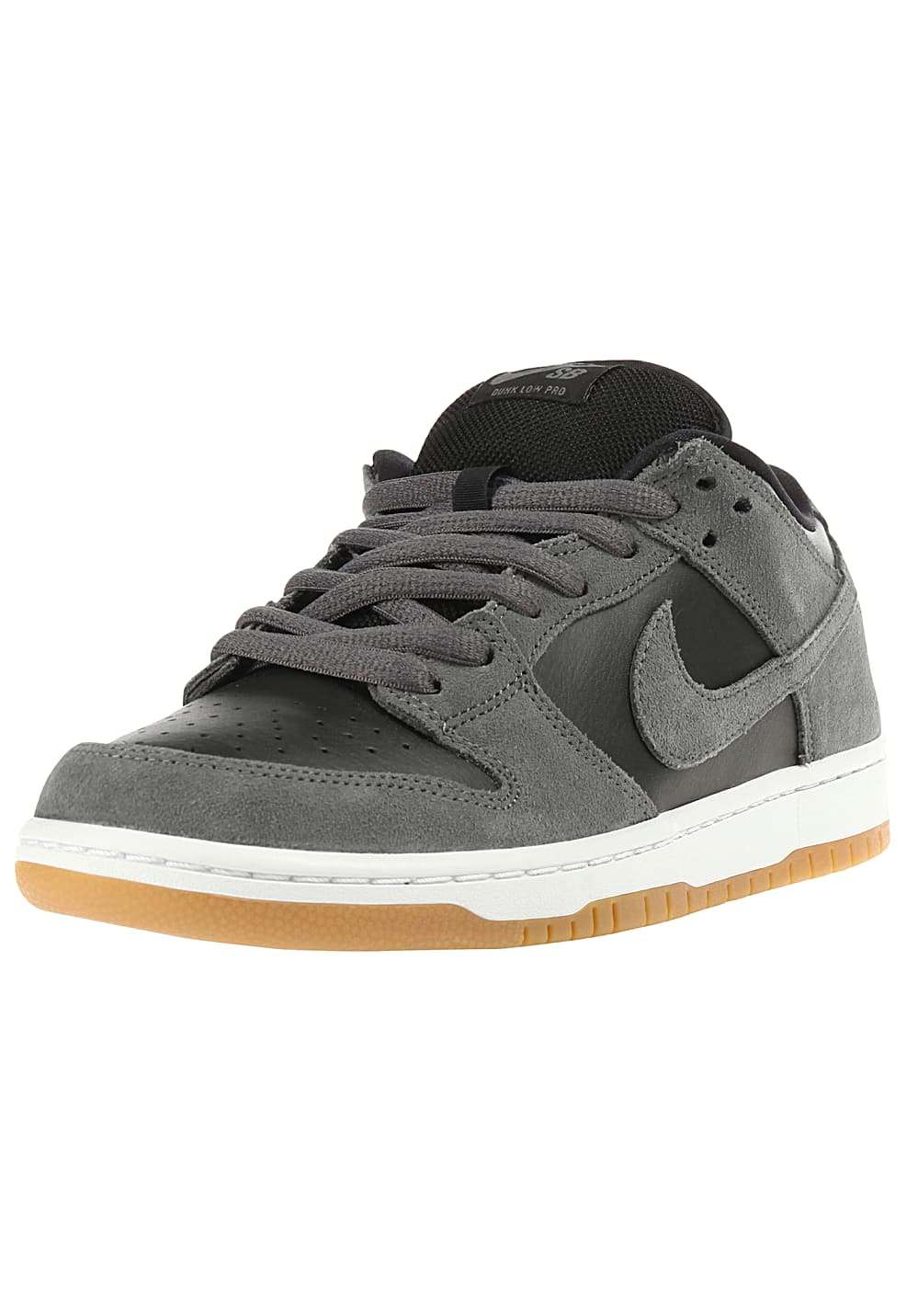 sports shoes 149d5 e43d3 NIKE SB Dunk Low Trd - Sneakers for Men - Grey
