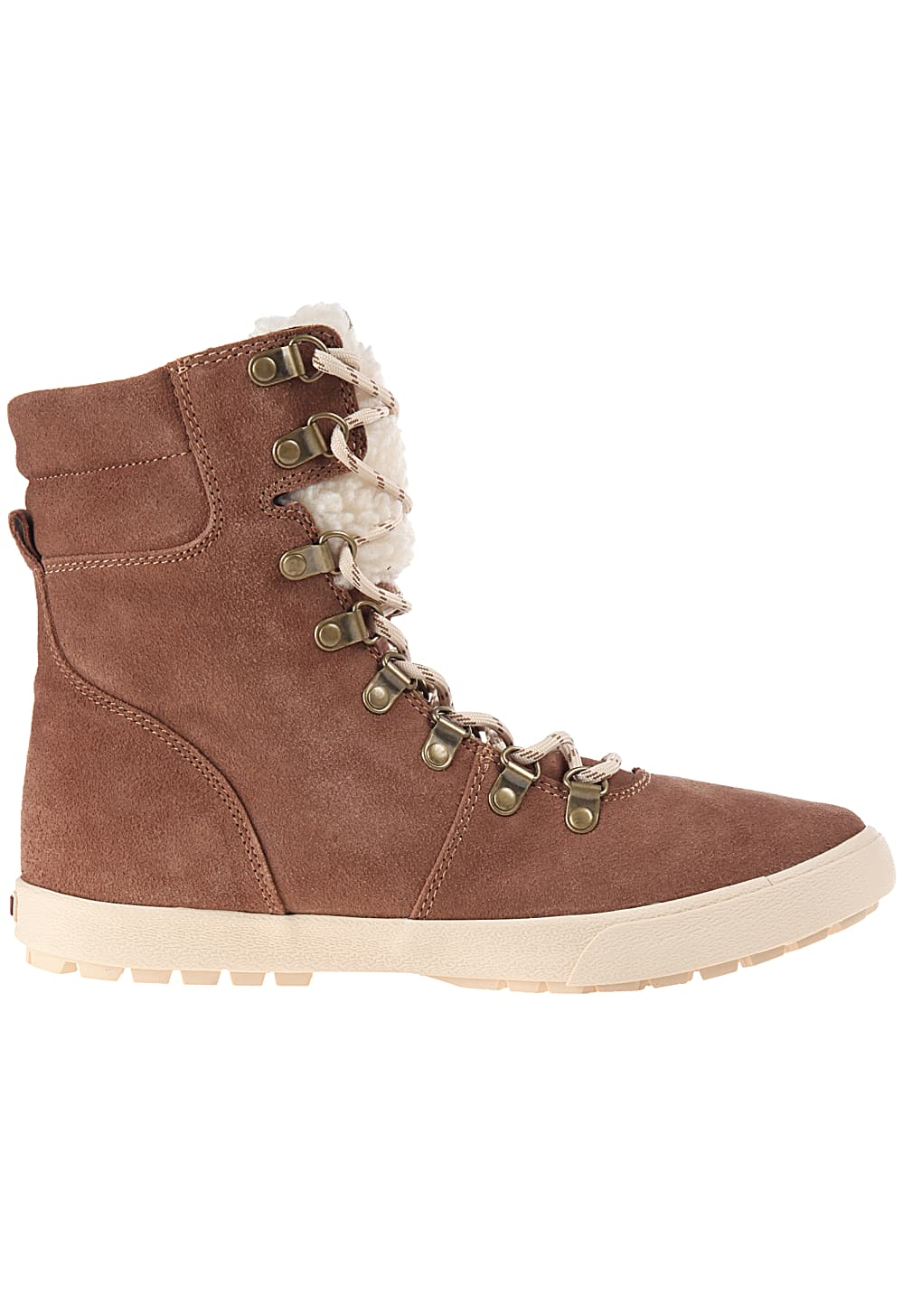 Anderson Roxy Marron Pour Bottines Femme Ye2IbED9WH