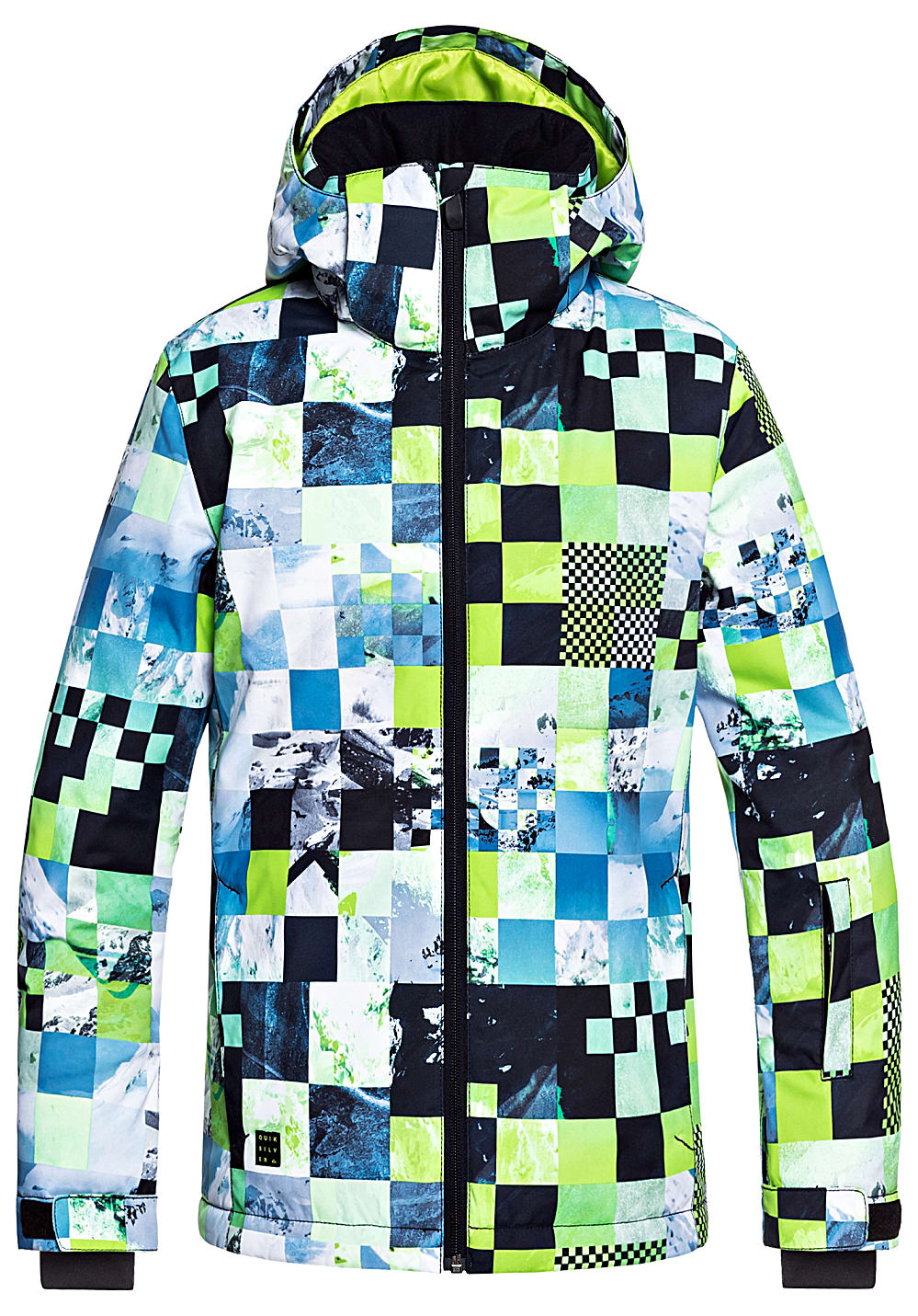 Quiksilver Childrens Mission Engineered Youth Jacket Snow