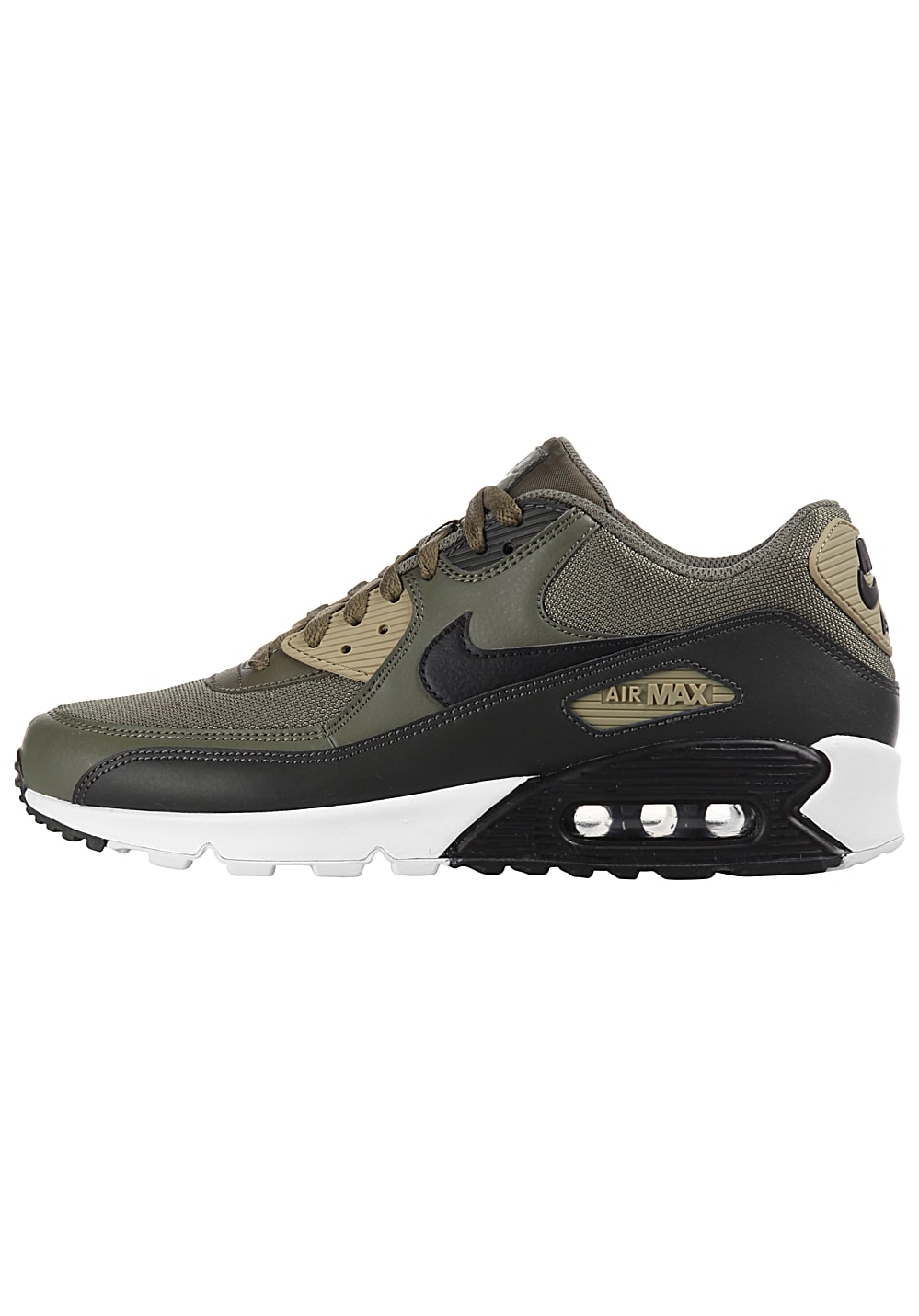 newest collection c5fc0 58f9c NIKE SPORTSWEAR Air Max 90 Essential - Sneakers for Men - Green ...