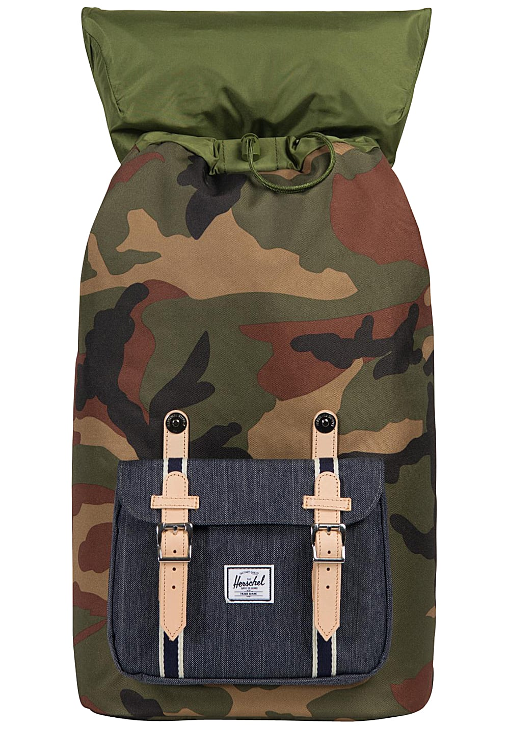 405c00410f Herschel SUPPLY CO Little America 25L - Backpack - Camo - Planet Sports