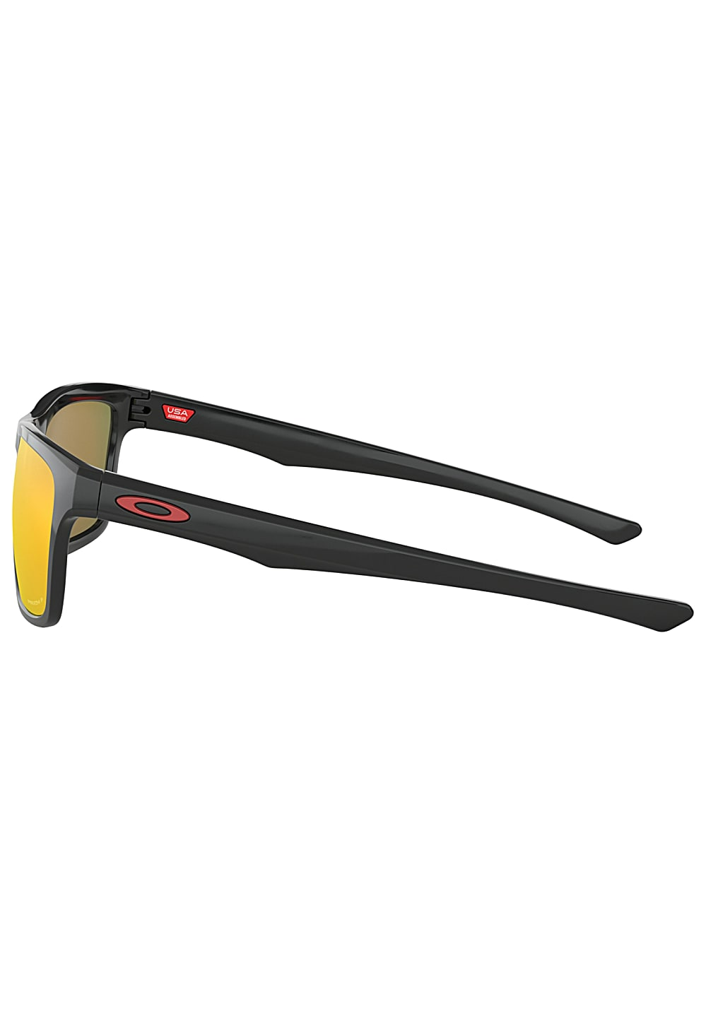 0e77f0fc443 OAKLEY Holston - Sunglasses for Women - Black - Planet Sports