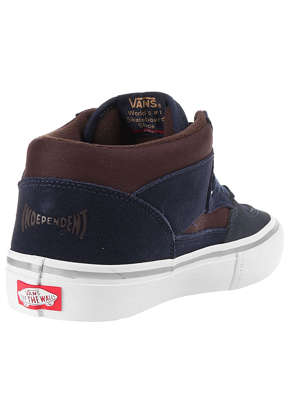503361a2d2 Next. -20%. This product is currently out of stock. Vans. Half Cab Pro -  Sneakers for Men