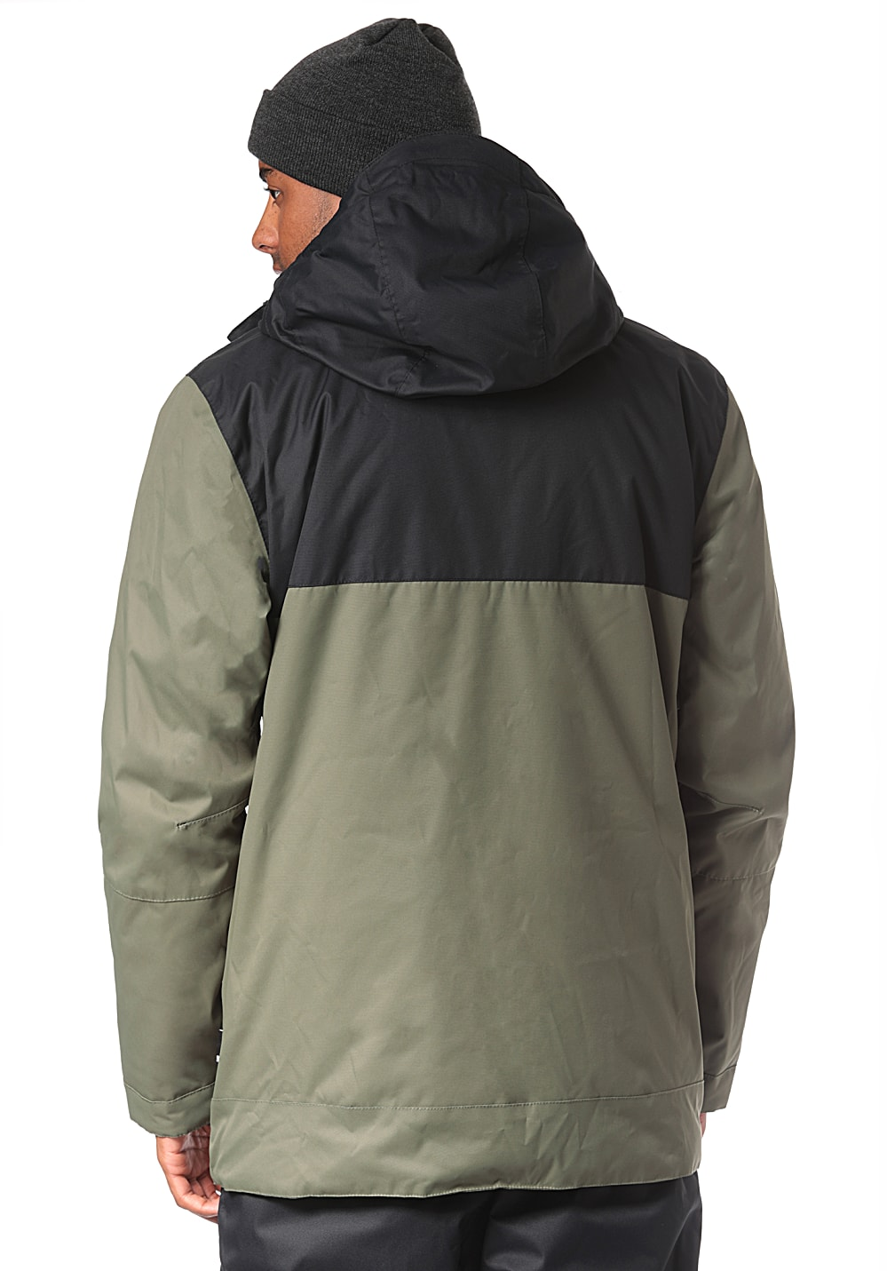 524bb31ab DC Defy - Snowboard Jacket for Men - Green