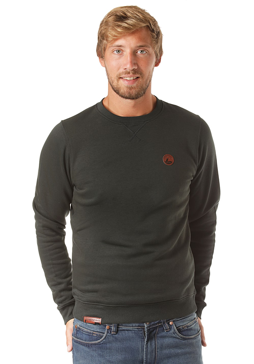Lakeville Mountain Milo Sweatshirt for Men Green