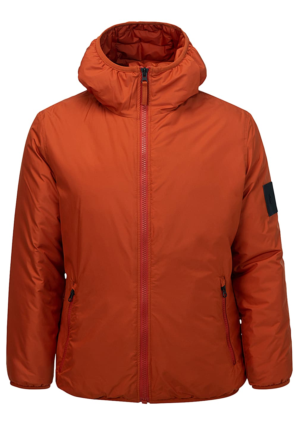 PEAK PERFORMANCE Troop L Outdoor Jacket for Men Orange