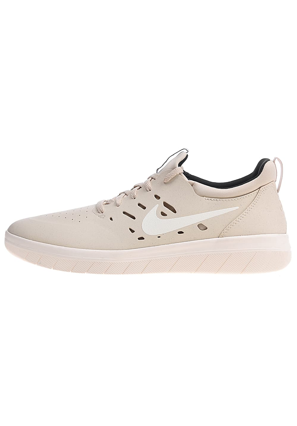 half off 6d6a6 fc735 NIKE SB Nyjah Free - Sneakers for Men - Beige - Planet Sports