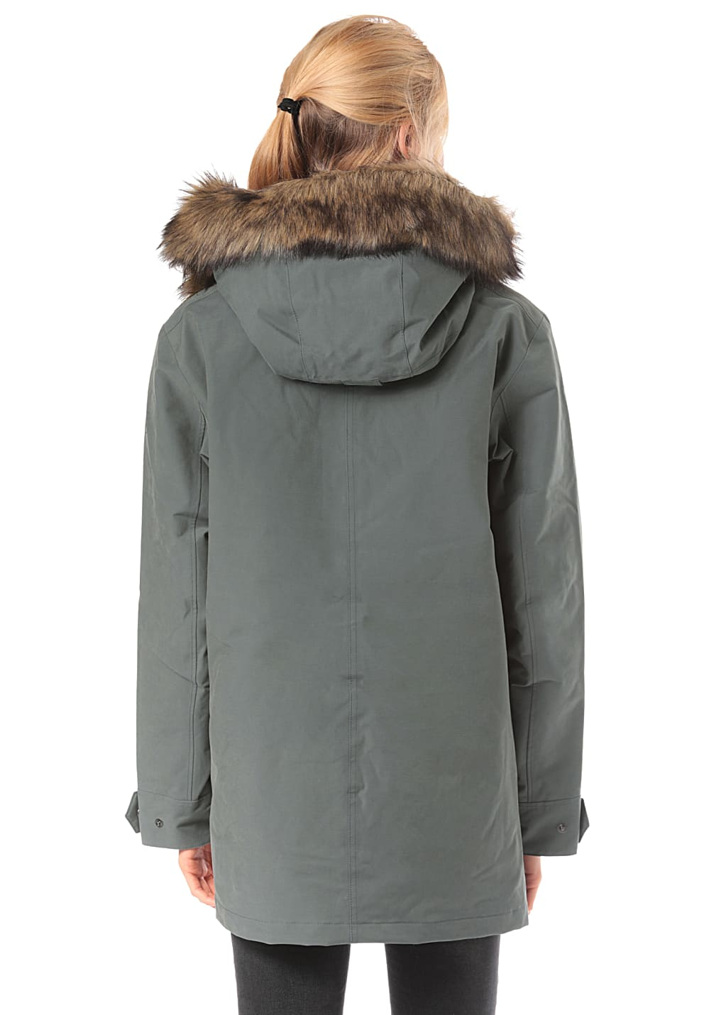 08015a1283a Jack Wolfskin Helsinki - Outdoor Jacket for Women - Grey - Planet Sports