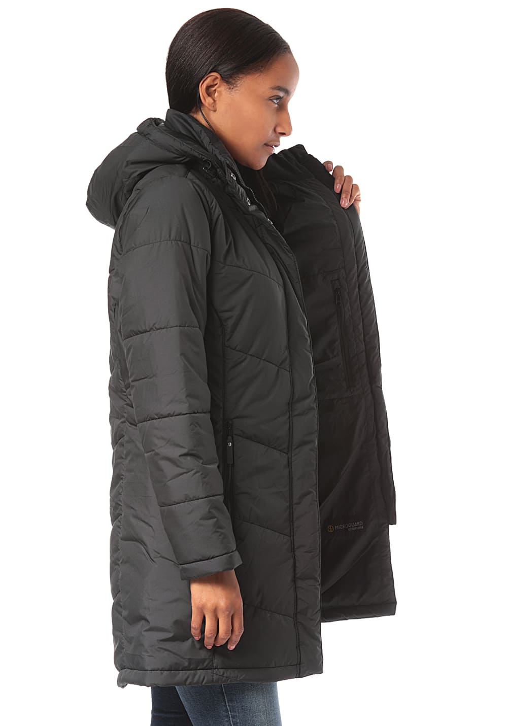 9622cb1fd8 ... Jack Wolfskin Svalbard Coat - Coat for Women - Black. Back to Overview.  1; 2; 3; 4. Previous. Next