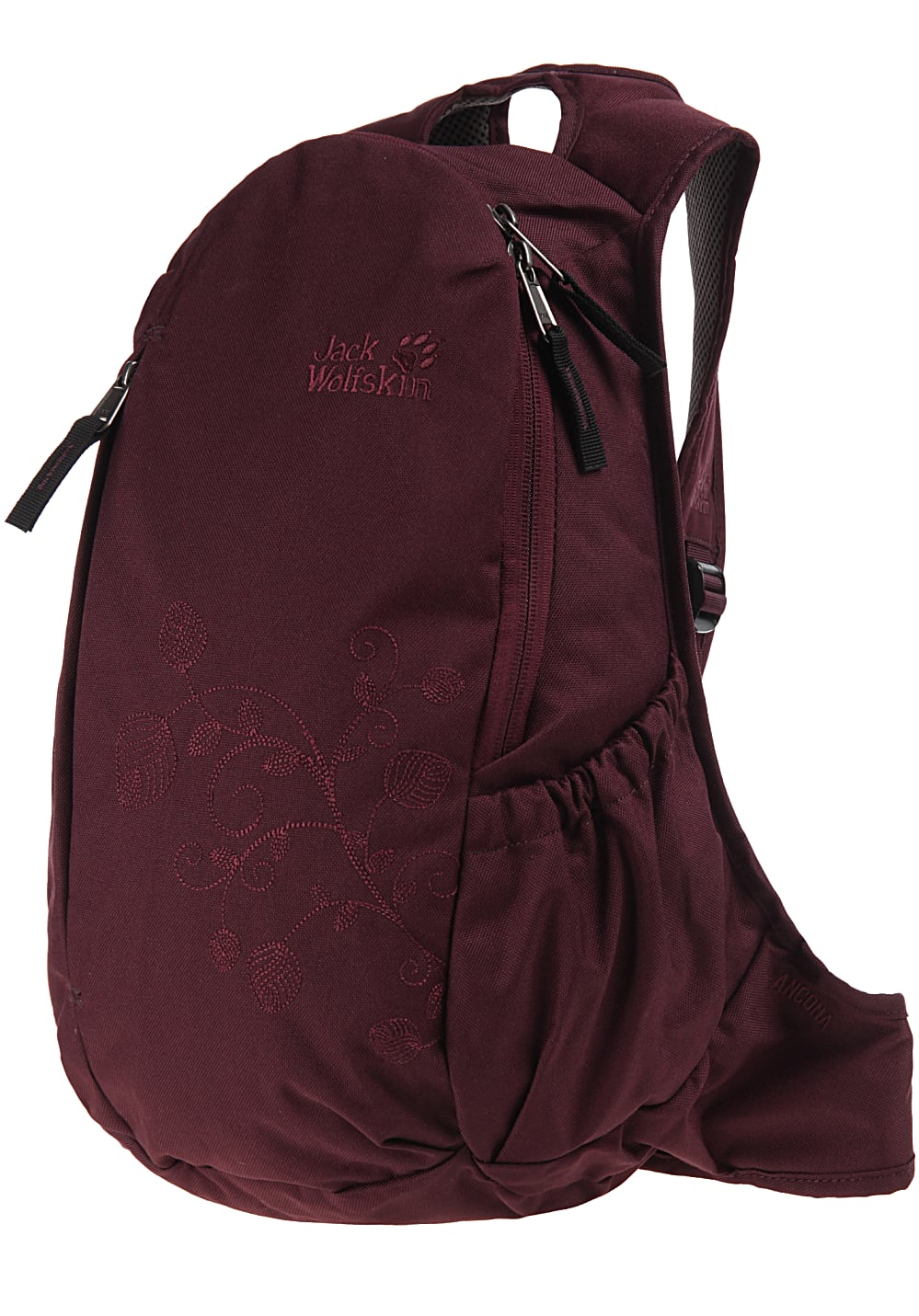 bad8ec2e6ca Jack Wolfskin Ancona 14L - Backpack for Women - Red - Planet Sports