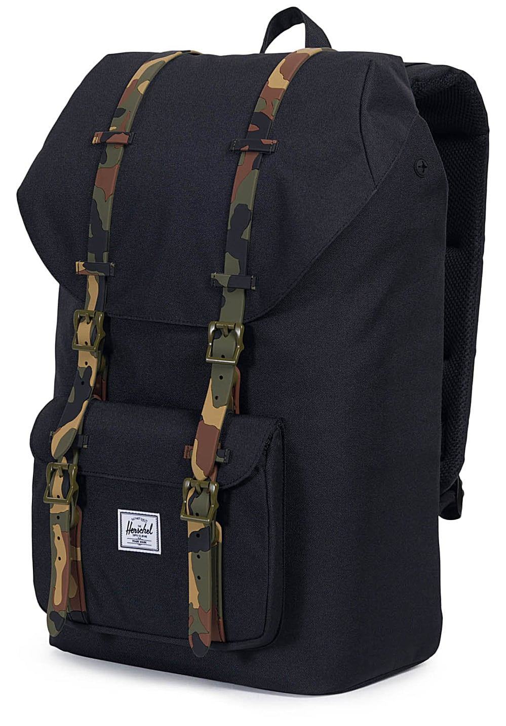 61432301f97 HERSCHEL SUPPLY CO Little America 25L - Rugzak - Zwart - Planet Sports