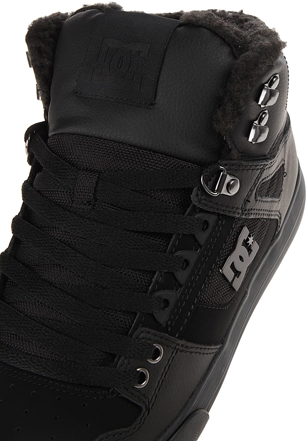 3589679344ea DC Pure HT WC Winter - Sneakers for Men - Black - Planet Sports