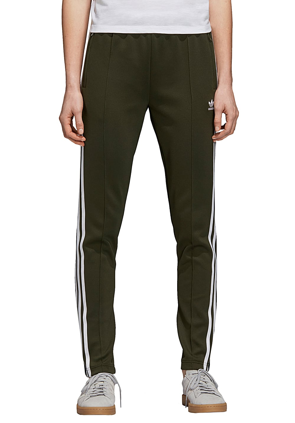ADIDAS ORIGINALS Sst - Trainingsbroek voor Dames - Groen