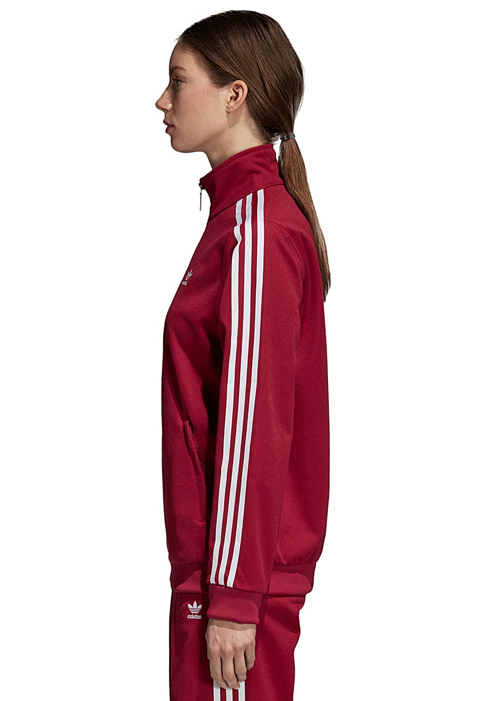 new images of authentic quality stable quality ADIDAS ORIGINALS Contemp Bb - Trainingsjack voor Dames - Rood