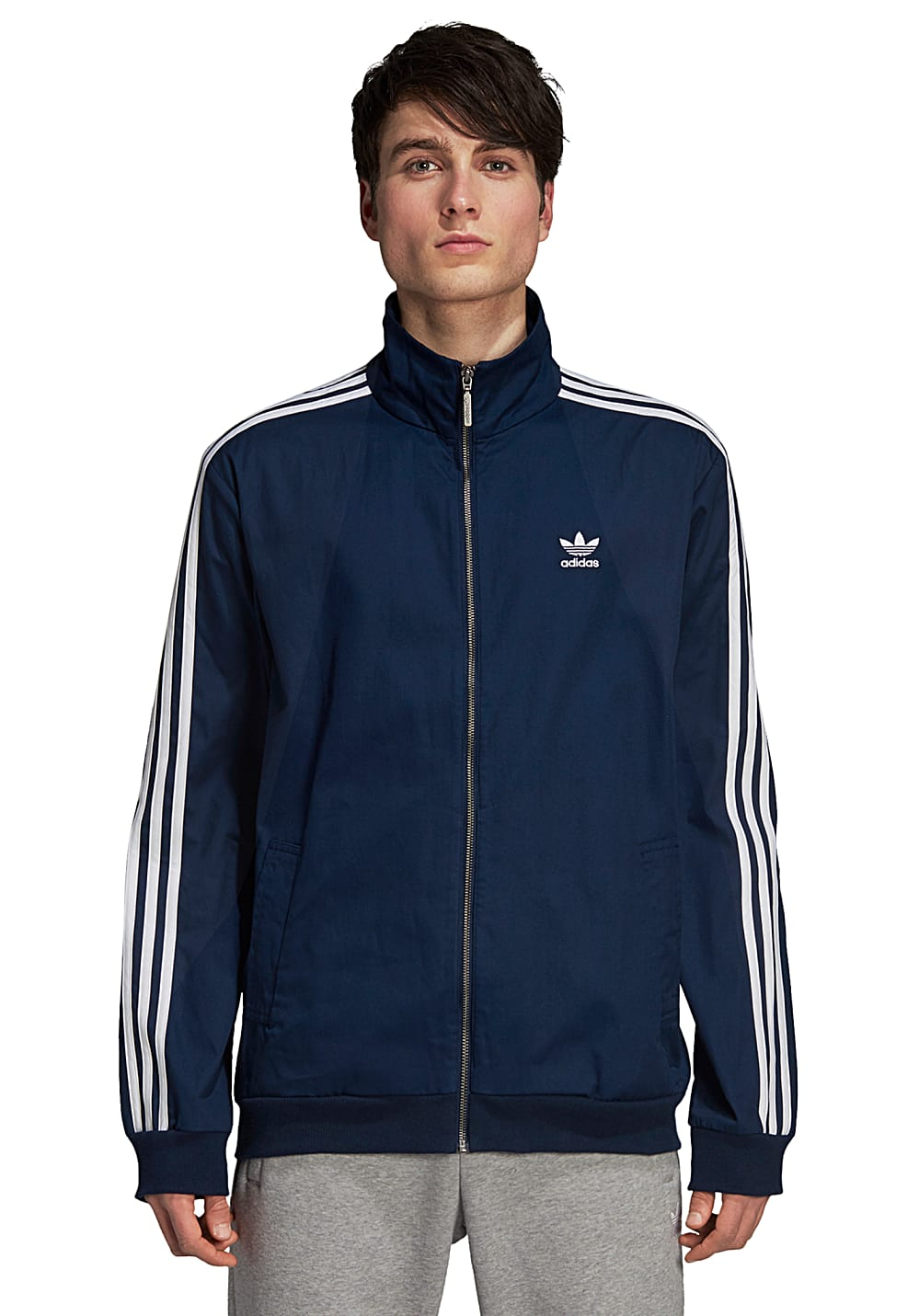 Details zu Adidas CO Woven Track Top Originals Jacke Sport