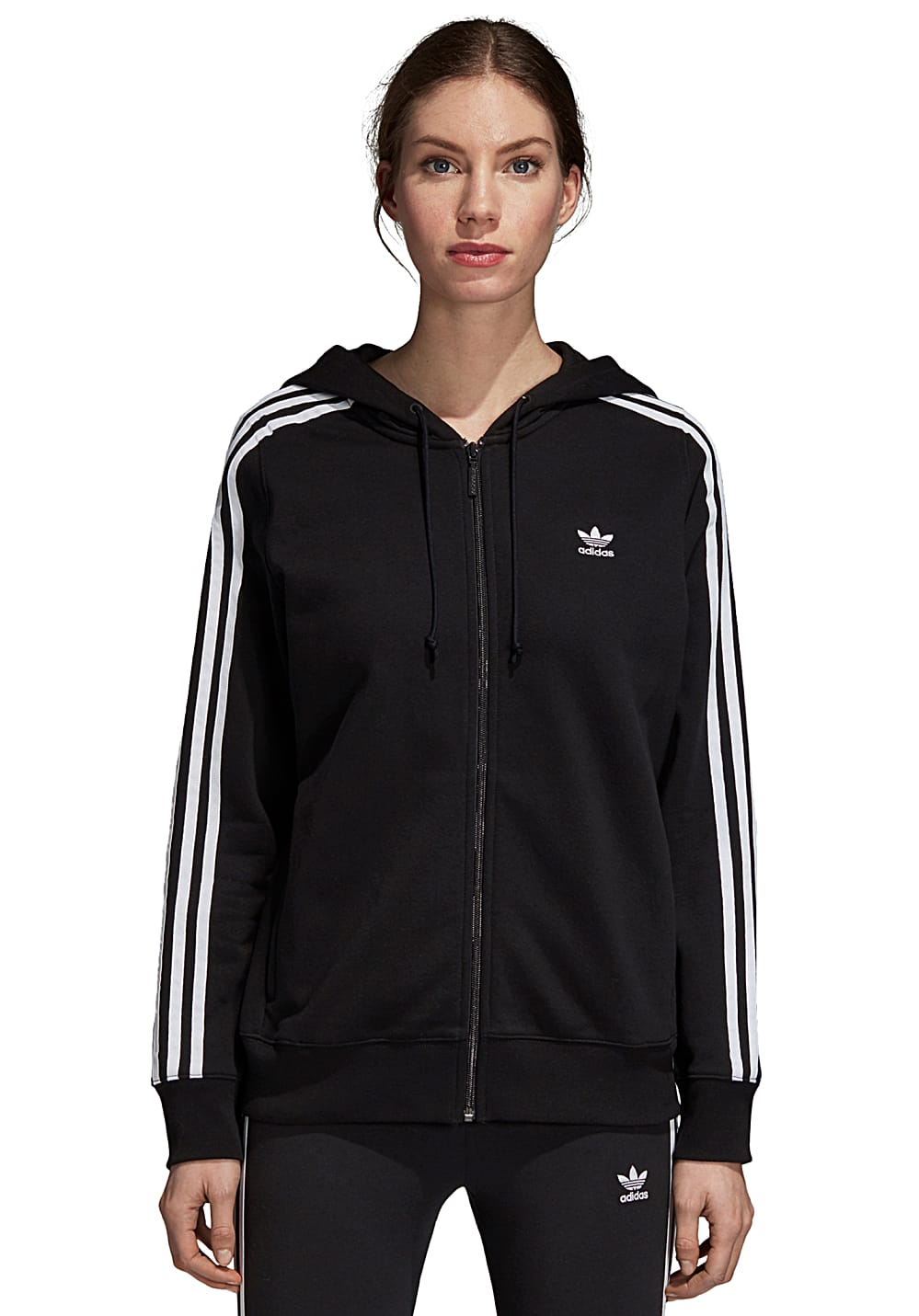 giacca adidas femminile zip laterale