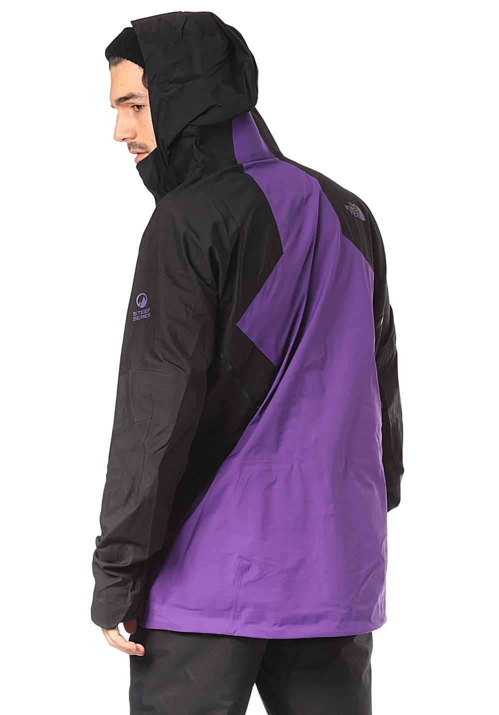 cb6ec0161590 THE NORTH FACE Purist - Snowboard Jacket for Men - Purple - Planet ...