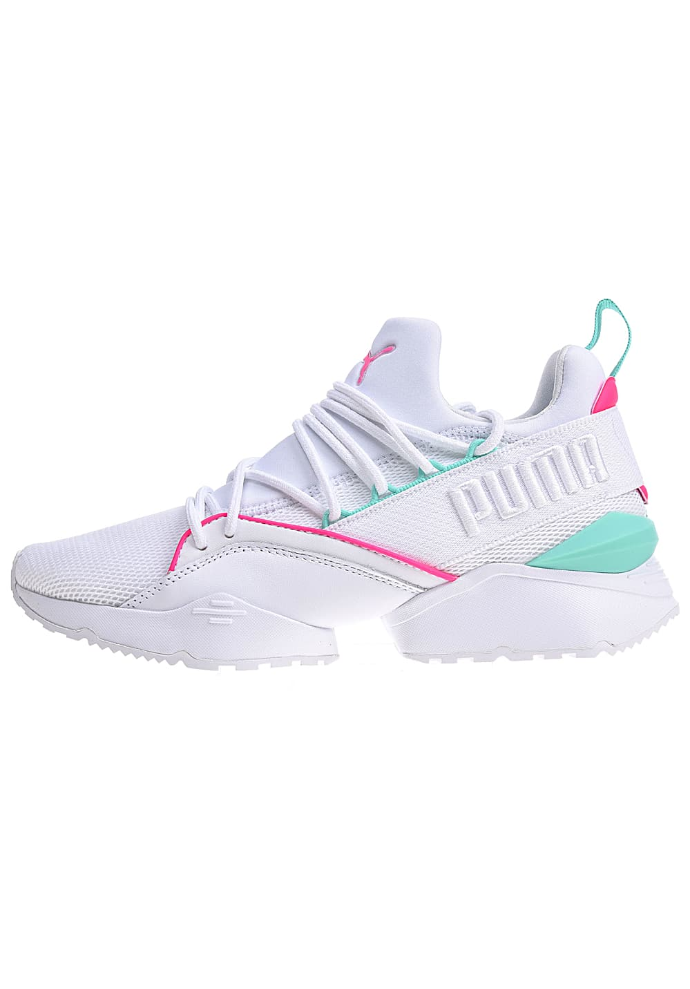 f8d5c43a Puma Muse Maia Street 1 - Sneakers for Women - White