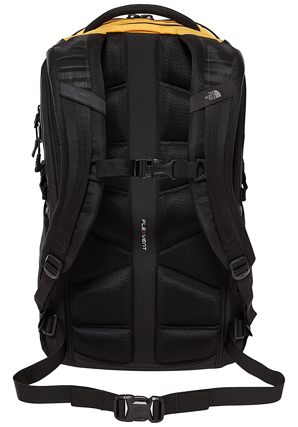 31799ff6f73 North Face Borealis Backpack Yellow | The Shred Centre