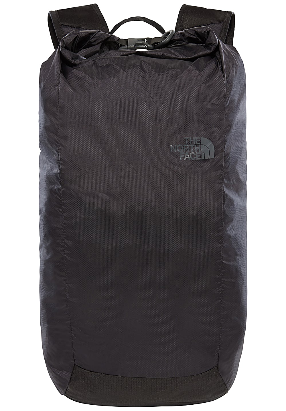 cc1484716 THE NORTH FACE Flyweight Rolltop - Backpack - Black