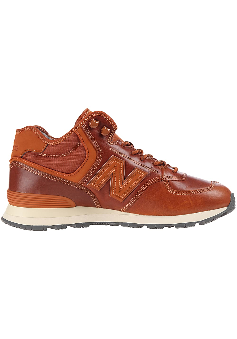 new styles 6b4d6 efb32 NEW BALANCE MH574 - Sneakers for Men - Brown