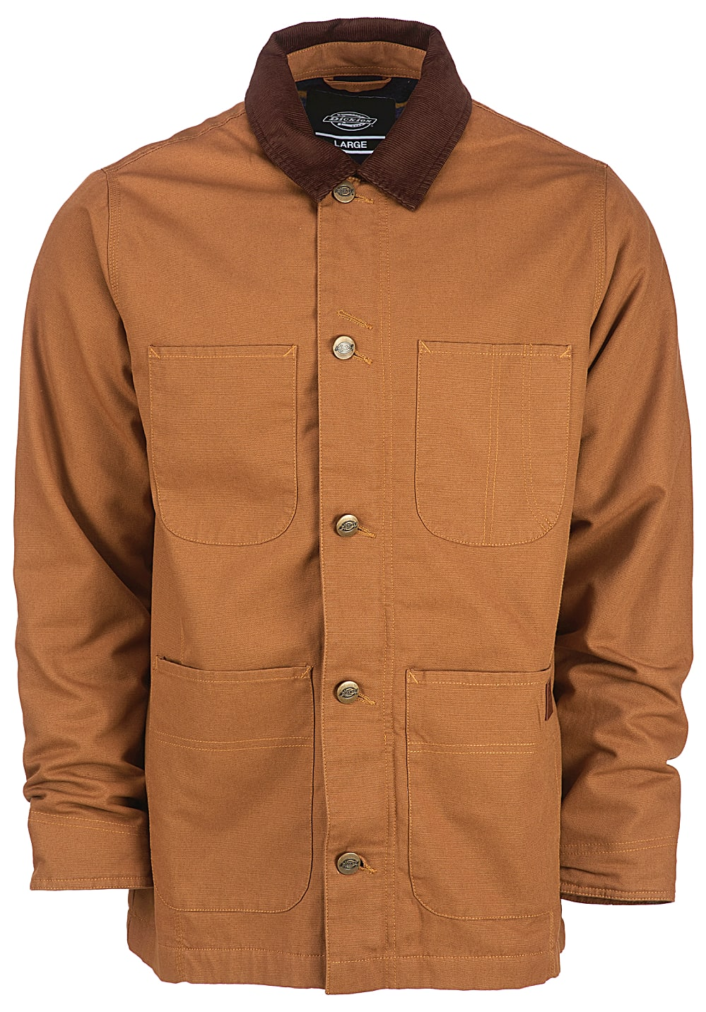 6652991d2 Dickies Norwood - Jacket for Men - Brown - Planet Sports