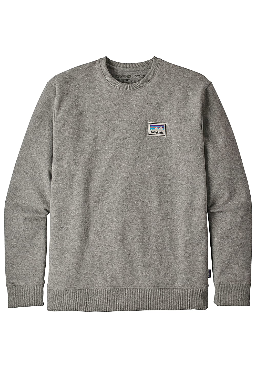 official photos f2c02 42b34 PATAGONIA Shop Sticker Patch Uprisal Crew - Sweatshirt for ...
