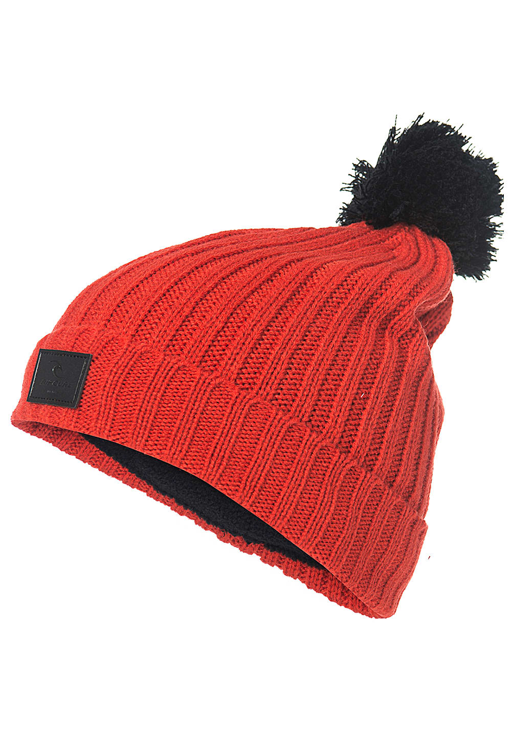 8fc081fded6 Rip Curl Pompom Jr - Beanie - Red - Planet Sports