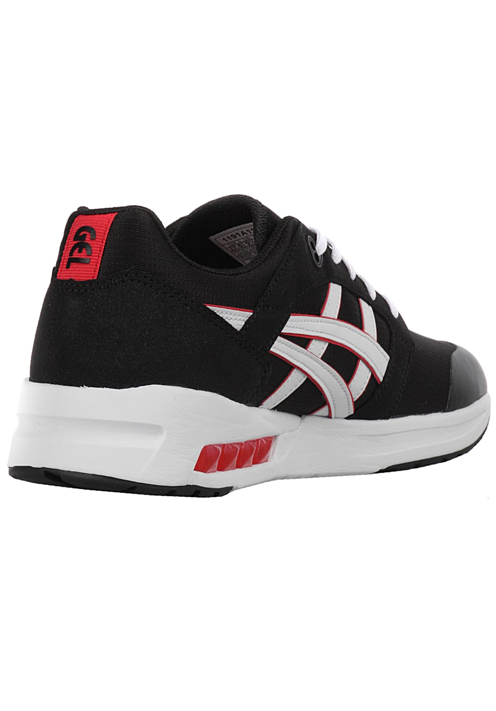 reputable site 515f4 afa3b Asics Tiger Gel Saga Sou - Sneakers for Men - Black